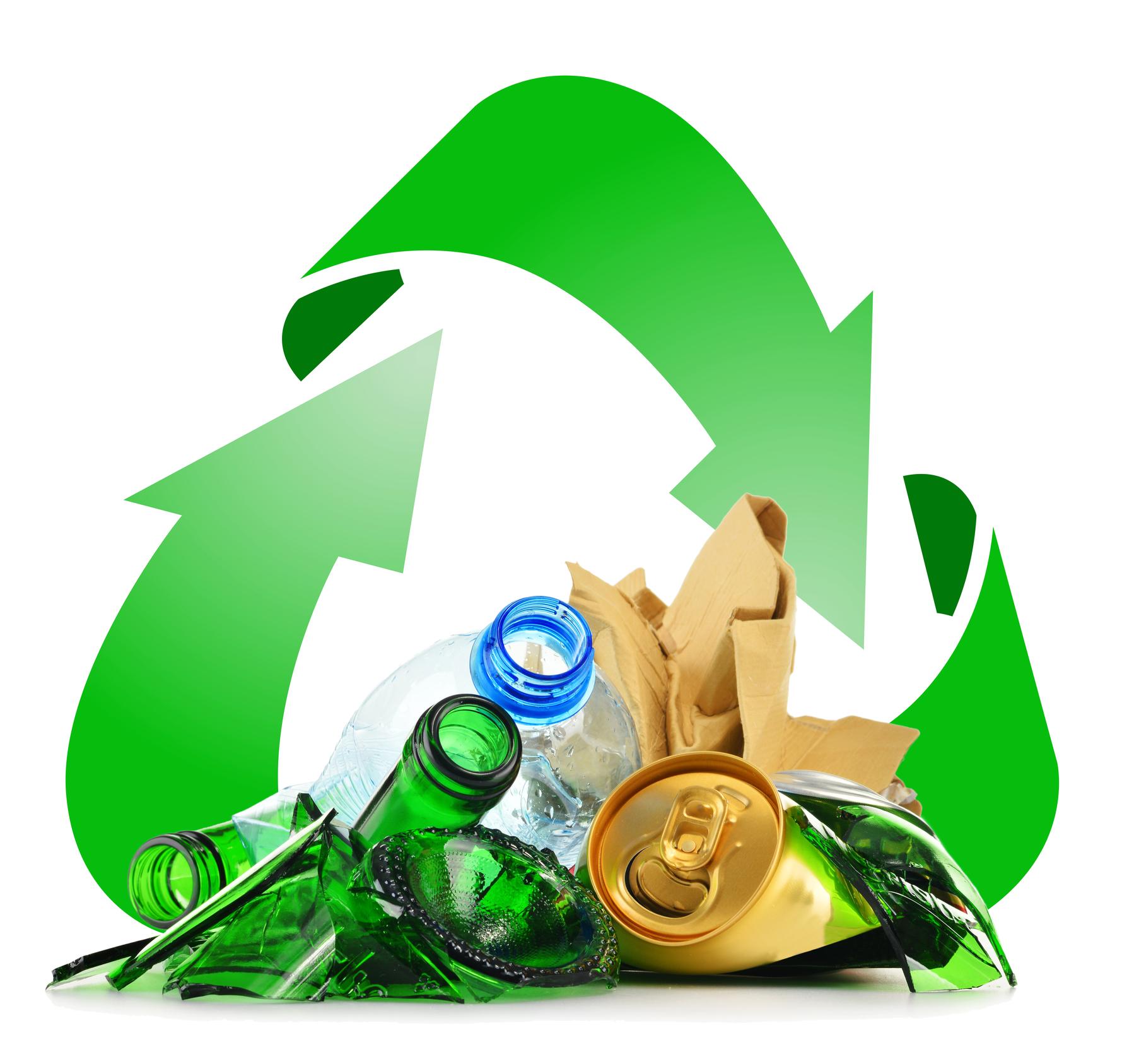 Privilégier les emballages recyclables